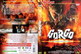 Gorgo Le Plus Terrible Des Prédateurs Collection Mad Movies De Eugène Lourie Avec Bill Travers, William Sylvester - DVD