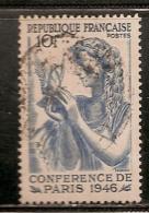 FRANCE N° 762 OBLITERE - Usados