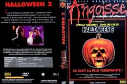 Halloween 2 La Nuit La Plus Terrifiante De Rick Rosenthal Avec Donald Pleasence, Jamie Lee Curtis - Horreur