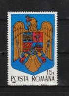 1992 - Embleme De La Roumanie Mi 4848 Et Yv 4040 MNH - 1948-.... Republiken