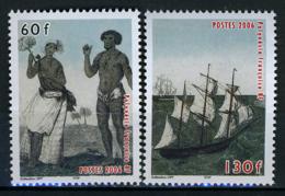 2006 - POLINESIA FRANCESE - FRENCH POLYNESIA - Scott  Nr. 917/918 - NH - ( **) - (K-EA-372270.1) - Polinesia Francese