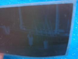 Negatif 5.5x 8.5cm- Bateau Avec Des Voiles +personnage A Identifier - Unclassified