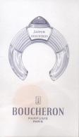 Carte Parfumée   Boucheron Jaïpur - Modern (from 1961)