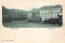 Roermond  Stationsplein          A 1963 - Roermond