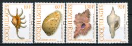 2007 - POLINESIA FRANCESE - FRENCH POLYNESIA - Scott  Nr. 944/947 -  NH - ( **) - (K-EA-372270.2) - Polinesia Francese
