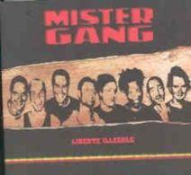 LIBERTE ILLEGALE Gang, Mister - Reggae