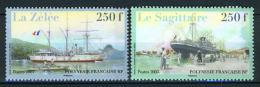 2007 - POLINESIA FRANCESE - FRENCH POLYNESIA - Scott  Nr. 949/950 -  NH - ( **) - (K-EA-372270.2) - Polinesia Francese