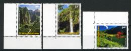 2001 - POLINESIA FRANCESE - FRENCH POLYNESIA - Scott  Nr. 794/796 -  NH - ( **) - (K-EA-372270.2) - Polinesia Francese