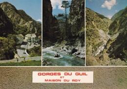 Gorges Du GUIL Et Maison Du ROY : Multivues (3) - Gap