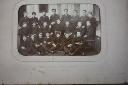 Photo Scolaire - Ecole Secondaire Ecclésiastique Ste Marie D'Oloron 1883 1884 - Foto's