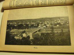 Wels Austria Print Engraving  1907 - Stiche & Gravuren