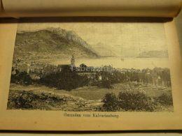 Kalvarienberg Gmunden Austria Print Engraving  1907 - Stiche & Gravuren