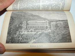 Bad Ischl Kurhaus Austria Print Engraving  1907 - Stiche & Gravuren