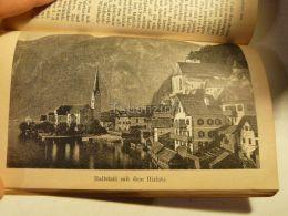 Hallstatt Hirlatz Austria Print Engraving  1907 - Stiche & Gravuren