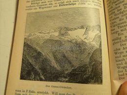 Gosau Gletscher Austria Print Engraving  1907 - Stiche & Gravuren