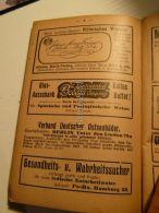 Köln Kölnisches Wasser Bodega Glas Ausschank Buffet Hamburg Berlin Werbung 1907 - Reklame