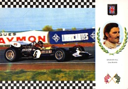 Graham Hill Lotus 49C - Grand Prix / F1
