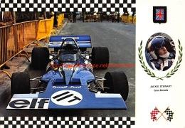 Jackie Stewart Tyrrell - Grand Prix / F1