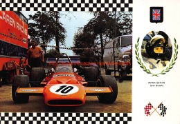 Peter Gethin McLaren M14 - Grand Prix / F1
