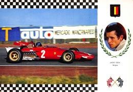 Jacky Ickx Ferrari 312B - Grand Prix / F1