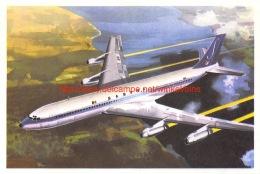 SABENA Boeing Jet Intercontinental - Aviation Commerciale