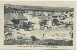 55,Meuse, DOMPIERRE Au BOIS, 54 Habitants, Scan Recto Verso - Frankreich