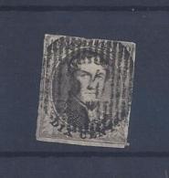 N°6A (ntz) GESTEMPELD D54 Vroenhoven - Postmarks - Lines: Distributions