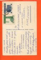 Pologne - HARNASIE -Illustrateur  Z. Stryjenska - Costume (timbre , Oblitération) - Pologne