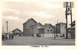 Hemiksem     De Statie   Station          A 1999 - Hemiksem