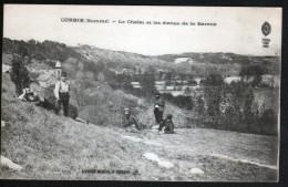 80, CORBIE, LE CHALET ET LES ETANGS DE LA BARETTE - Corbie
