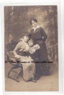 1915 - SAINT ST JOACHIM - FEMMES ET ENFANT - LOIRE ATLANTIQUE - CARTE PHOTO - Saint-Joachim