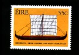 IRELAND/EIRE - 2007  VIKING  LONGSHIP  MINT NH - Nuovi