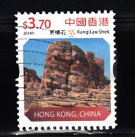 Hong Kong 2014 Mi Nr 1907 Landschap Kang Lau Shek - Oblitérés