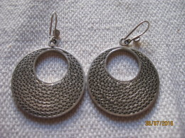 Earrings Silver - Earrings