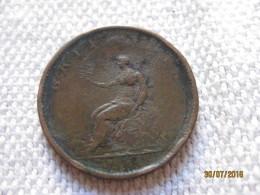 GB 1 Penny 1806 - 1662-1816 : Anciennes Frappes Fin XVII° - Début XIX° S.