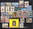 Luxembourg  1991 Complète, 1213 / 1237**, Cote 52 € - Ganze Jahrgänge