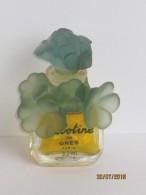 Miniatures De Parfum  CABOTINE  De GRÈS    3.2  Ml  COULEUR VERTE PLUS TENDRE - Miniatures Modernes (à Partir De 1961)