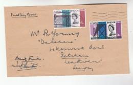 1964 GB Stamps FDC FORTH ROAD BRIDGE Pmk London SE1 Cover - FDC