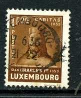 Luxembourg  Y&T 280 ° - Oblitérés