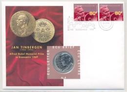 Mfr09c ECU BRIEF NO.9 NEDERLAND NOBEL PRICE WINNER 1995 - Nobelprijs