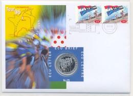 Mfr15c ECU BRIEF NO.15 NEDERLAND FIETSEN WIELERSPORT TOUR BICYCLE CYCLING 1996 - Wielrennen