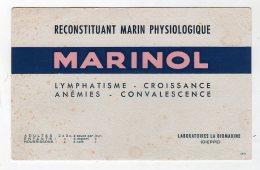 Juil16    75601    Buvard Marinol - Produits Pharmaceutiques