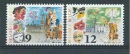 België       OBC      2200 / 2201         (XX)       Postfris. - Belgium