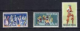 Nigeria Y&T 210/12 ** - Nigeria (1961-...)