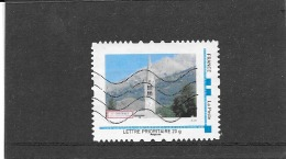 FRANCE TIMBRE COLLECTOR MONTIMBRAMOI OBLITERE.St CHAFFREY. MONTIMBRAMOI. LETTRE PRIORITAIRE 20 G - France