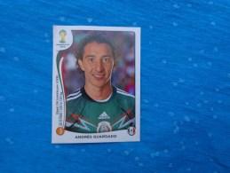 CARTE PANINI Andres Guardado FIFA WORLD CUP BRASIL 2014 N°79 - Sports