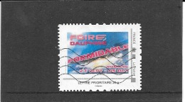 FRANCE TIMBRE COLLECTOR MONTIMBRAMOI OBLITERE.FOIRE DAUPHINE. FORMIDABLE.IDT PHILAPOSTE. LETTRE PRIORITAIRE 20 G - France