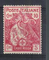 ITALIE  N°98*  (1915) - 1900-44 Victor Emmanuel III