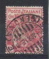 ITALIE  N°98  (1915) - 1900-44 Vittorio Emanuele III