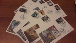 Old Letter - Spain, Espana, Picasso - Otros